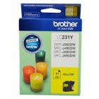 Brother LC231 Yellow Ink