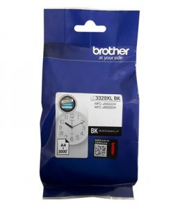 Brother LC3329XL Black Ink