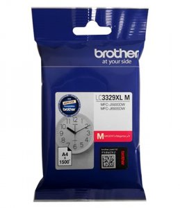 Brother LC3329XL Magenta Ink