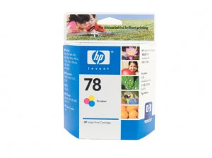 HP #78 Colour Ink C6578DA