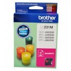 Brother LC231 Magenta Ink