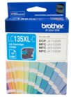 Brother LC135XL Cyan Ink