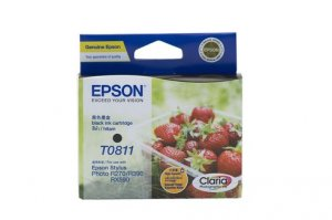 Epson 81n Black ink cartridge