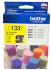 Brother LC133 Yellow Ink